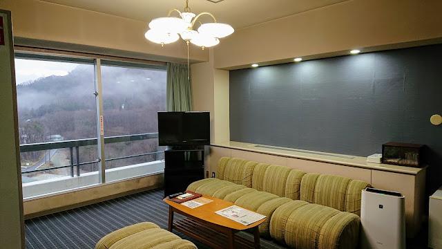 宮城県仙台市 作並温泉 La楽リゾートホテルグリーングリーン