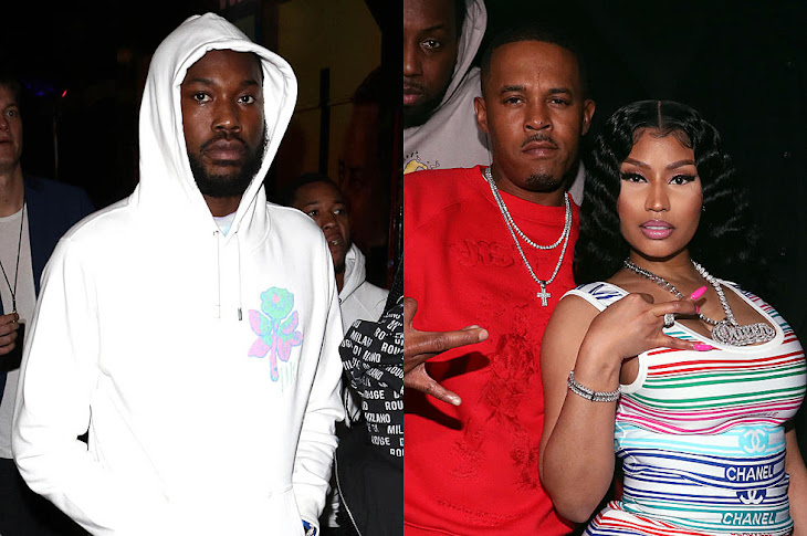 Meek Mill And Nicki Minaj Have Altercation In Clothing Store