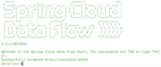 data flow shell