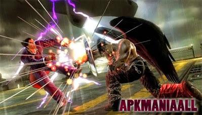 TEKKEN 7 PS4   PSP  SCREENSHOTS