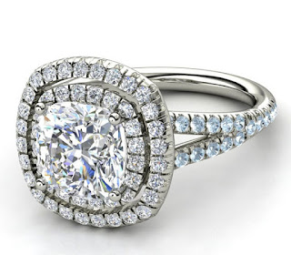 The choice of these rings for cushion cut engagement rings differs from person to person.