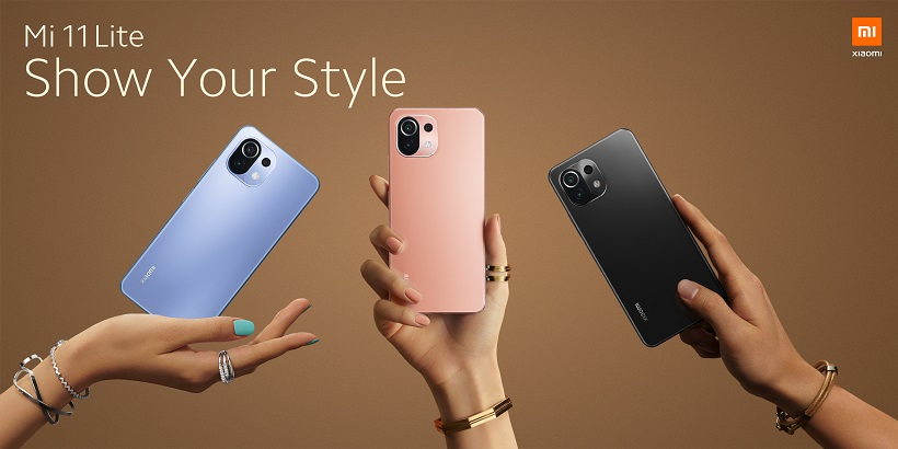 Mi 11 Lite now available in the Philippines