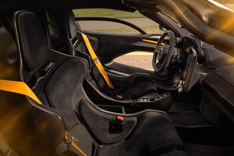 Siêu xe Senna McLaren 'không đụng hàng' sau màn 'nhào nặn' của hãng độ Novitec