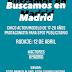 MADRID: BUSCAMOS ACTOR/MODELO DE 17 A 26 AÑOS PROTAGONISTA PARA SPOT PUBLICITARIO