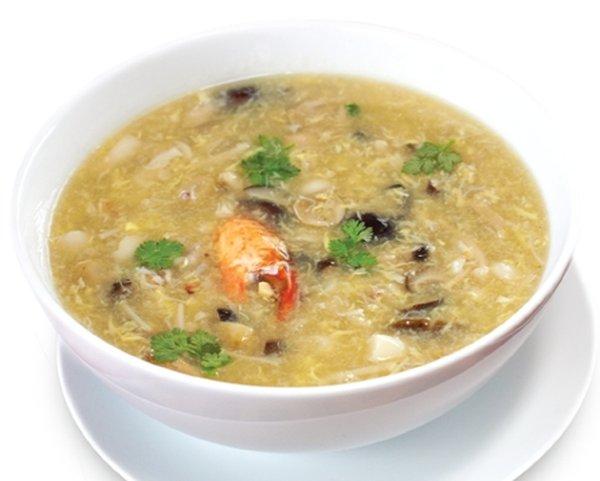 Canh súp nấm linh chi Hàn Quốc bổ dưỡng cho sức khỏe