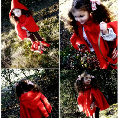 A Little Red Riding Hood Birthday