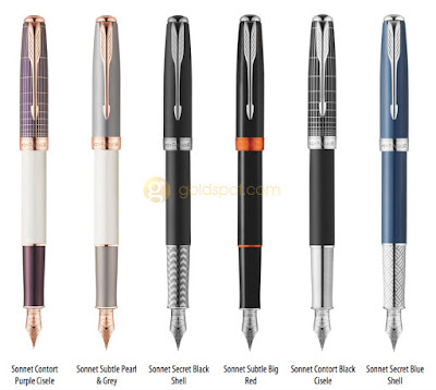 Parker / Waterman 2015 Rebate on New Pens