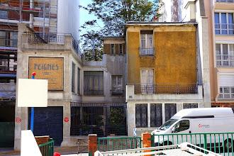 Paris : Ancien atelier des Peignes A. Mermet - 35 rue Clavel - XIXème
