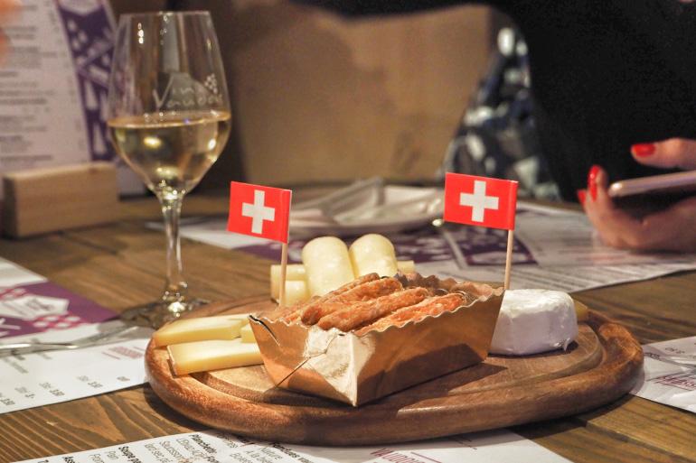 Flûtes au beurre, spécialité suisse