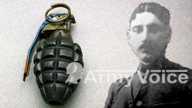 Στάθης Ζηργάνος: Ο Έλληνας που δίδαξε τον κόσμο να ρίχνει  χειροβομβίδα!