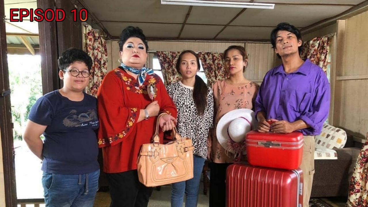 Tonton Drama Kampung People 2 Episod 10