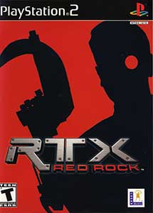 RTX Red Rock Ps2 ISO (Ntsc-Pal) (MG-MF)