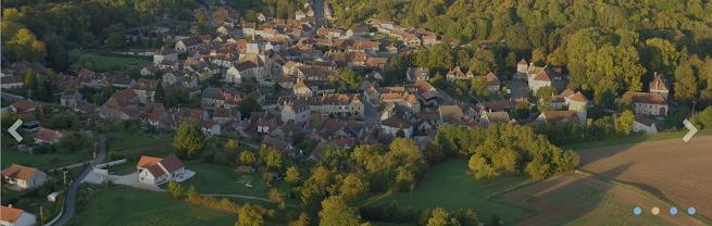 """Le Village de Bèze - Sélectionné en 2017 dans l'émission """"Le village préféré des Français"""""""