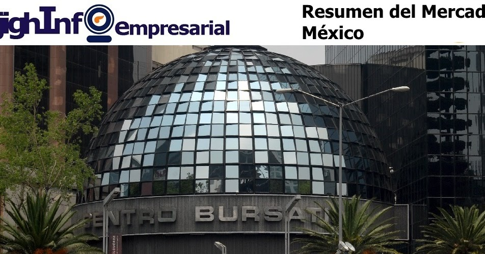 bmv cae tras dato del pib en mexico