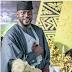 See Odunlade Adekola Looking like a King in new photo.