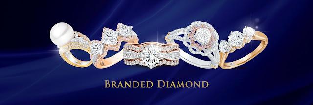 Bentuk Perhiasan Berlian Asli yang Elegan