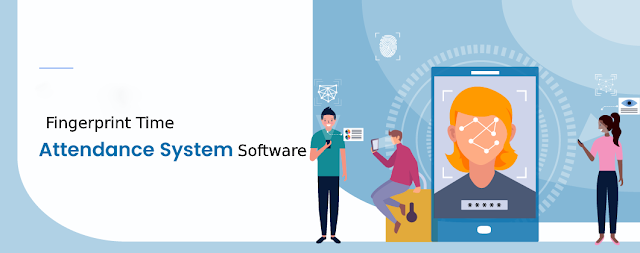 Time Attendance System Software