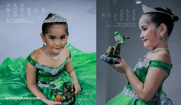 summer modeling workshop for kids - SAS Entertainment - Bacolod mommy blogger - Bacolod blogger - Santacruzan