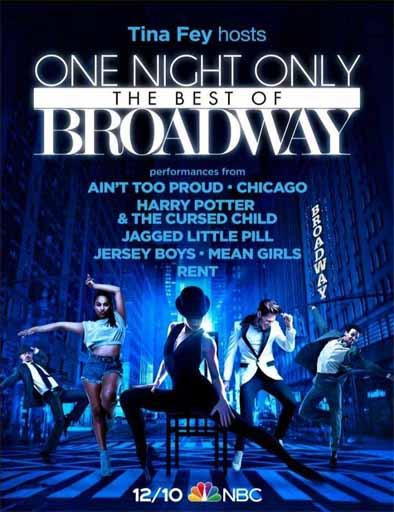 Solo una noche: Lo mejor de Broadway