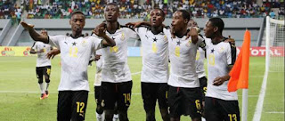 Watch Video As Black Starlets Destroy Guinea 6-1