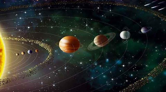 सौरमंडल क्या है के 8 ग्रहो के नाम चित्र सहित स्वरूप