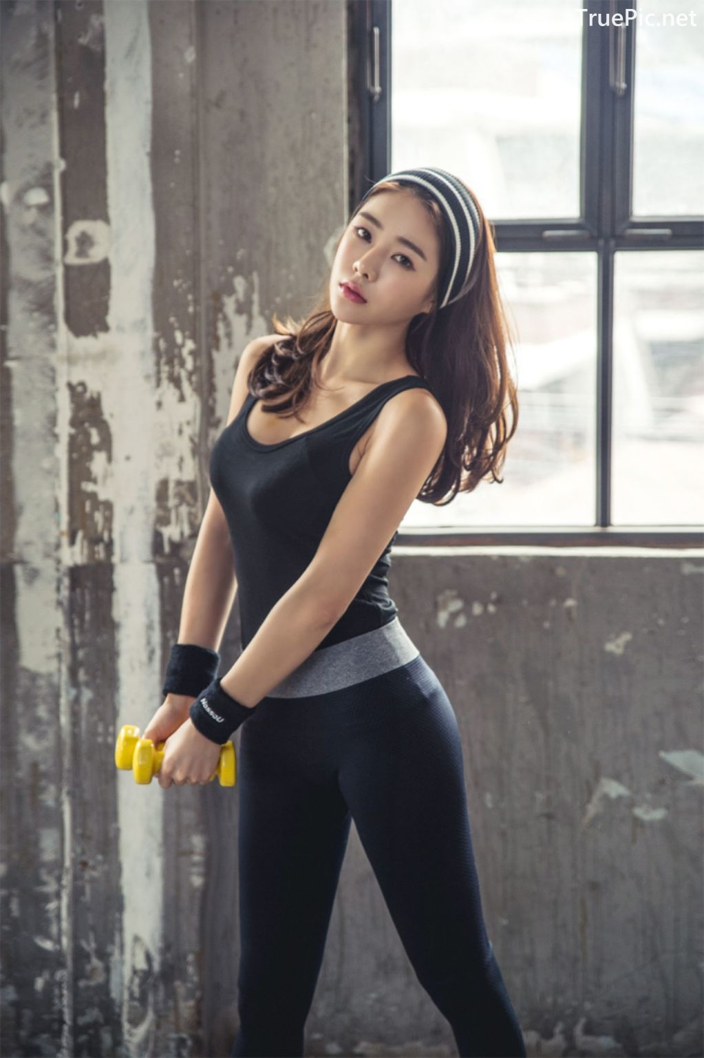 Image Korean Beautiful Model - An Seo Rin - Fitness Fashion Photography - TruePic.net - Picture-1