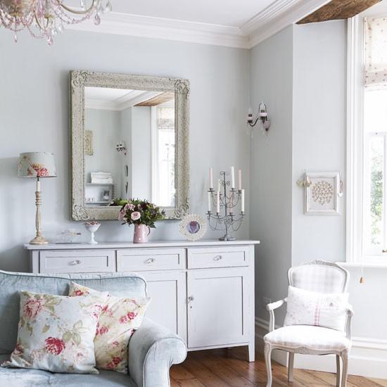 ar rom ntico na sala jeito de casa blog de decora o e arquitetura. Black Bedroom Furniture Sets. Home Design Ideas