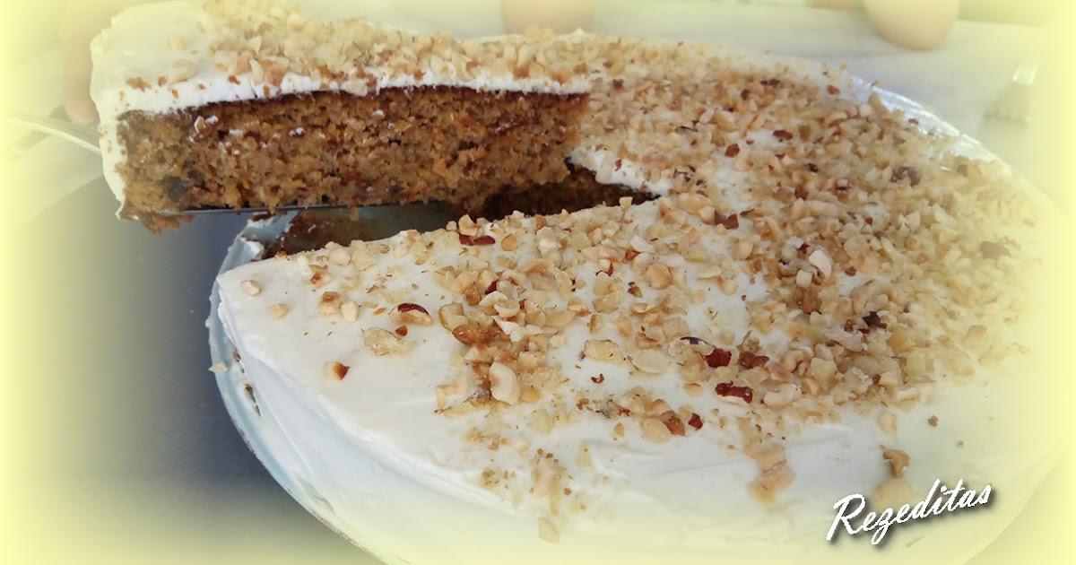 Carrot Cake Sin Buttercream