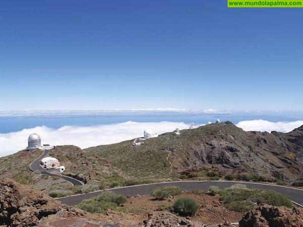 El Cabildo reabre el tramo cortado de la carretera del Roque