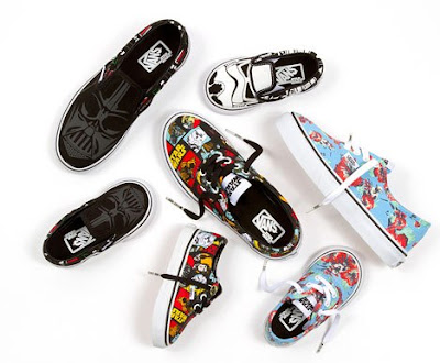 40e9804d057411 Vans X Star Wars Collection - Series Collabs Yang Iconic ...