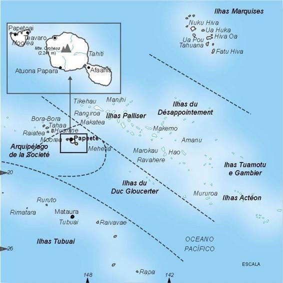 Polinésia Francesa - França