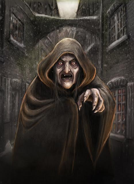 [Giải đáp] -  Mơ thấy bị bà phù thủy nguyền rủa những vận đen đến với mình
