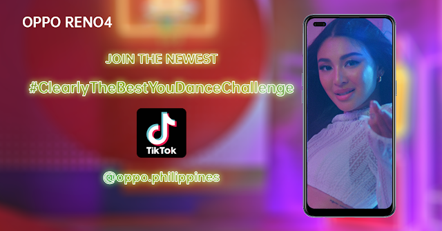 Show #ClearlyTheBest You dance moves and win an all new OPPO Reno4