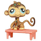 Littlest Pet Shop Postcard Pets Monkey (#946) Pet