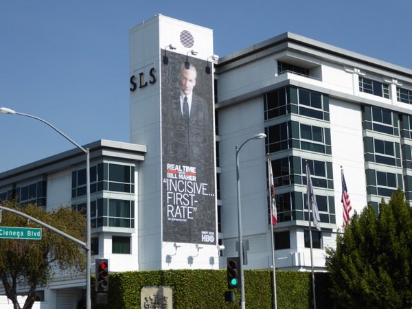 Real Time Bill Maher 2016 HBO Emmy billboard