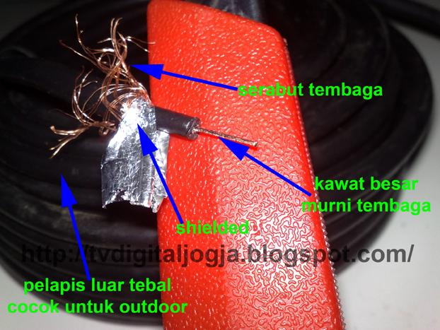 Antena Tv Untuk Di Gunung Dusun Pagertengah Desa Tlogoguwo