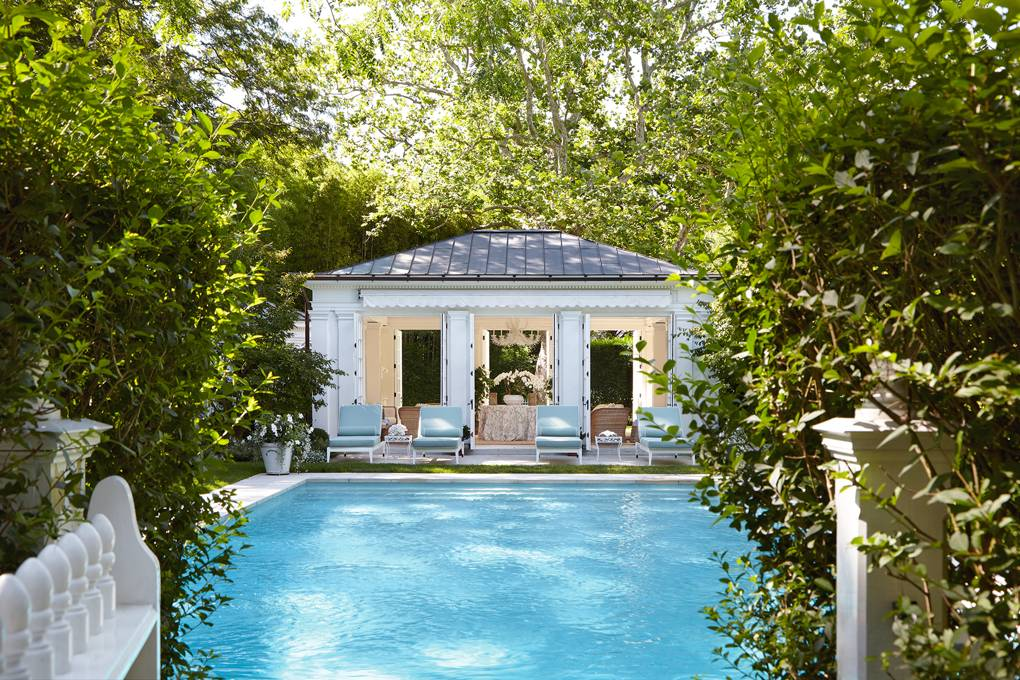 Décor Inspiration   At Home With: Aerin Lauder, East Hampton