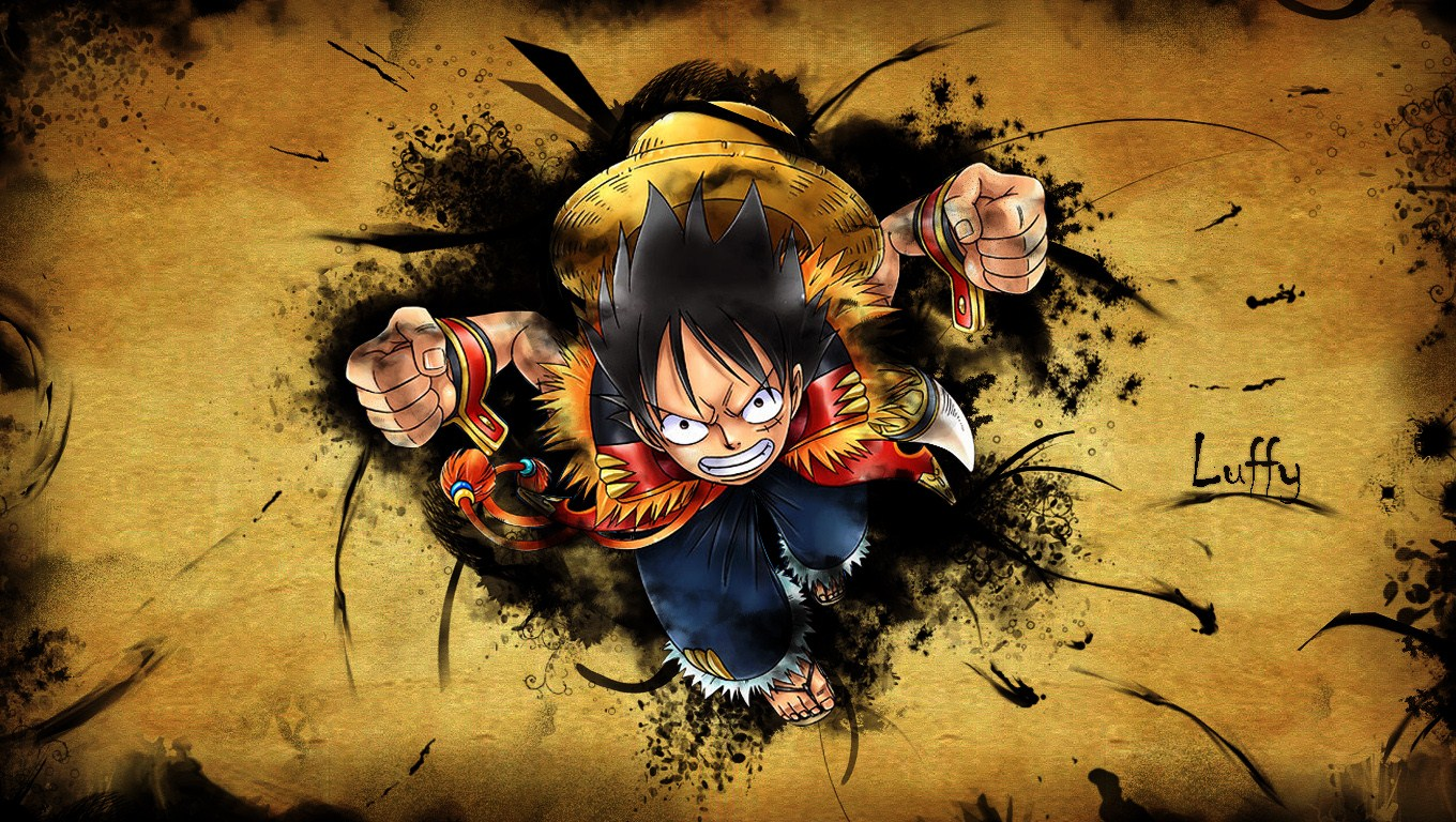 Gambar Wallpaper 3d One Piece Android