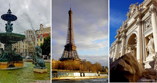 Lisboa, Paris e Roma, destinos da Cabo Verde Airlines
