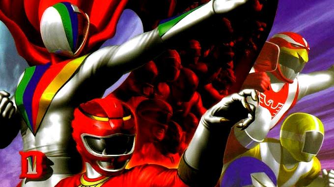 Hyakujuu Sentai Gaoranger vs Super Sentai Subtitle Indonesia