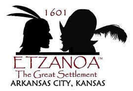 Etzanoa - The Great Settlement sat in 1601 where the city of Arkansas City now sits!