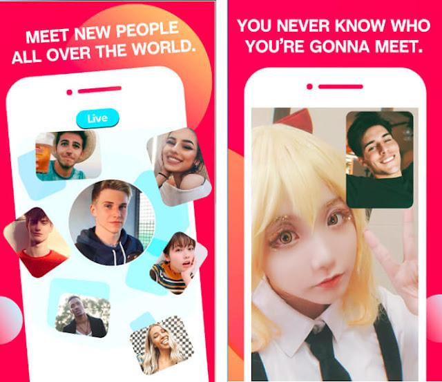 أفضل 6 تطبيقات دردشة مع الغرباء – تطبيقات للتحدث مع أشخاص مجهولين (تطبيقات تعارف)