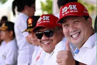 ODSK Paslon Pertama Ditetapkan DPP PDI-Perjuangan dari total 9 Pilgub