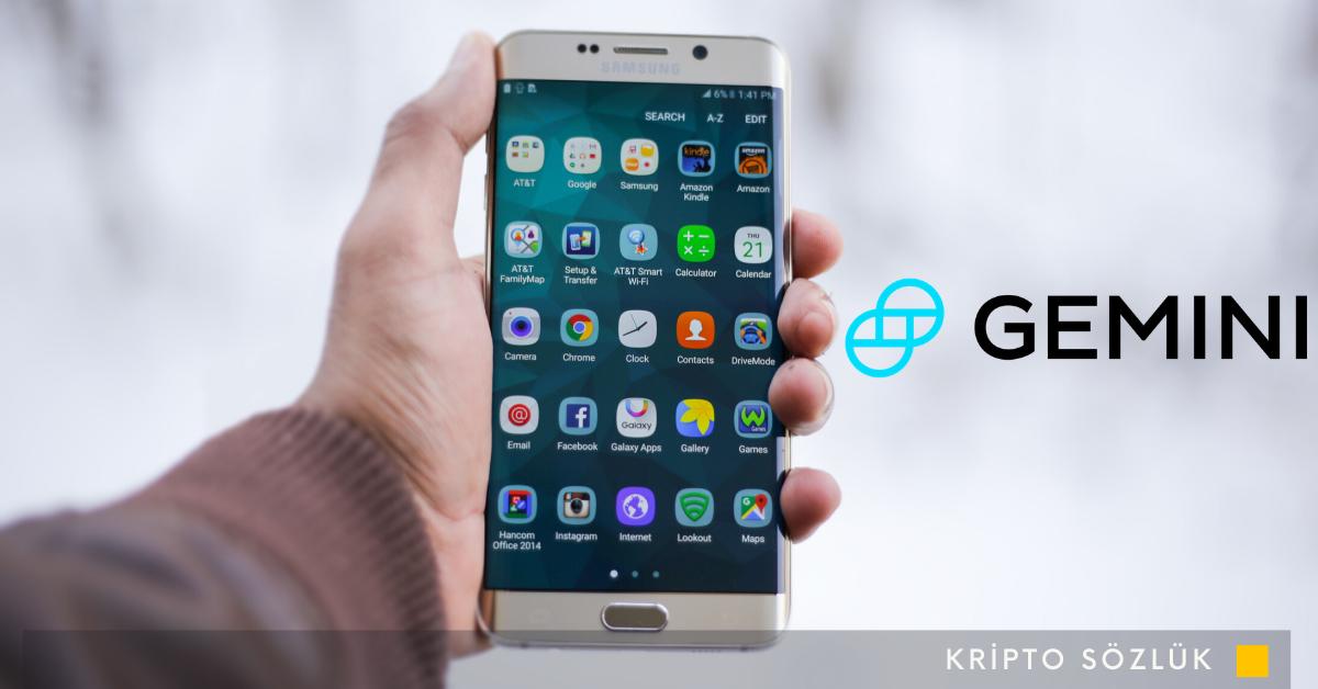 Samsung Gemini ortaklığı