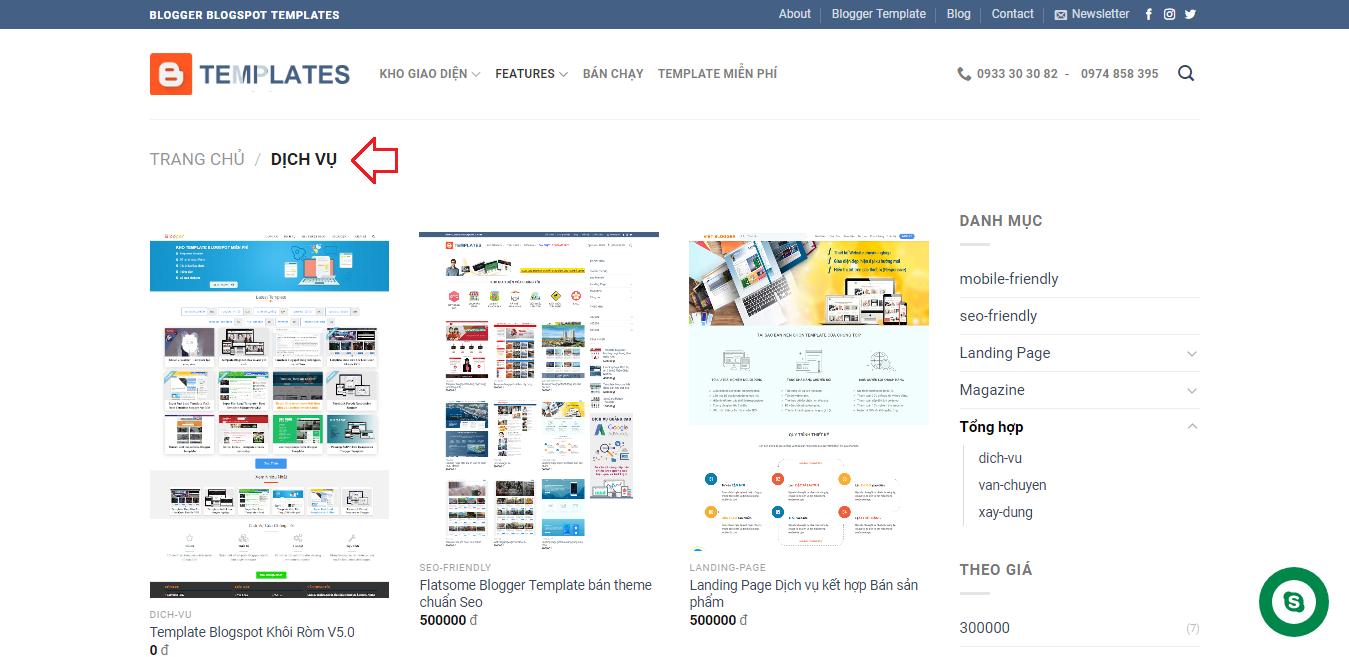 Việt hóa Label trong đường dẫn Breadcrumb Blogspot