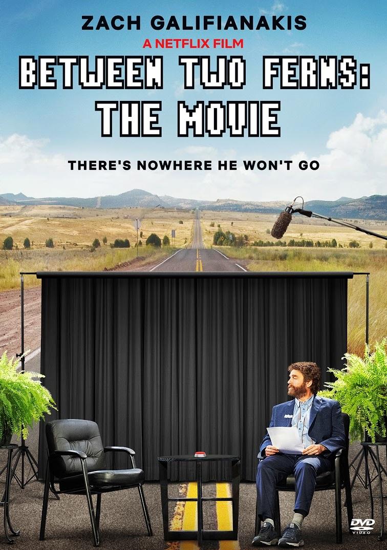 Between Two Ferns: The Movie [2019] [CUSTOM HD] [DVDR] [NTSC] [Latino]