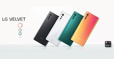 LG เปิดตัว LG Velvet สมาร์ทโฟนระดับกลาง พร้อมเทคโนโลยี 5G และรองรับการใช้งานปากกา