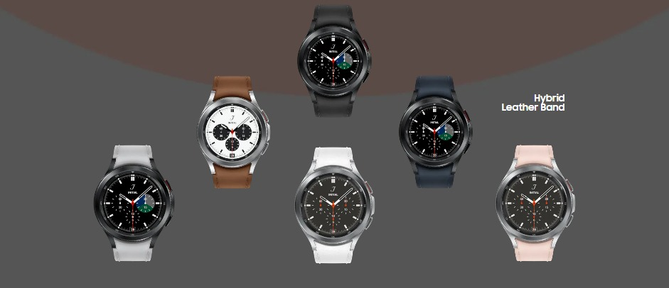 Galaxy Watch 4 Galaxy Watch 4 Classic جالكسي واتش ساعة سامسونج سامسونج