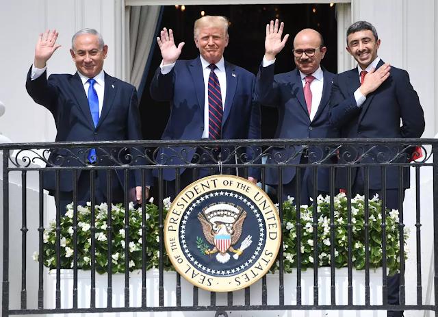 PERJANJIAN DAMAI ISRAEL DENGAN NEGARA ARAB : MENELADANI STRATEGI POLITIK NABI & PARA SAHABAT
