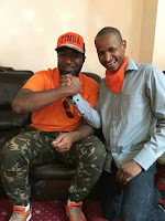JOHO says he is ready to fund BABU OWINO! And also vows to teach UHURU and RUTO a lesson during the grand rematch!